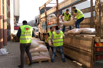 20 Tons Dry Food for Bayırbucak