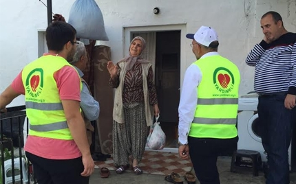 Qurban Organization to 35 Countries and 45 Districts